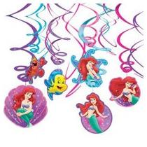 Guirnalda Princesa Ariel, La Sirenita Disney.