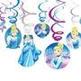 Guirnalda Cenicienta, Cinderella, Princesas Disney.