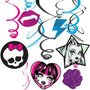 Guirnalda Monster High