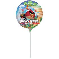Angry Birds Globos 9 Pulgadas (22 Ctms) Centro Mesa Decoraci