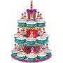 Torre Porta Cupcakes Wilton Set De Fiesta Con Capacillos!!!