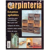 Revistas Digitales Carpintería