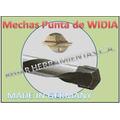 Mechas 3/8 Punta Widia-diamante Germany