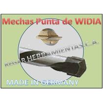 Mechas 3/16 Punta Widia-diamante Germany