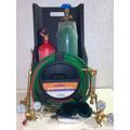Equipo Oxicorte Cilindros Solda Corta Oxigeno Acetil Portatl
