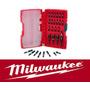 Set De Puntas Para Taladro Y Atornilladores Milwaukee 29pc.