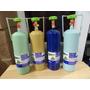 Cilindros De Gas Refrigerante Recargables De 1,5 Kg