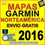 Mapas Para Gps Garmin Usa, Canada Y Mexico Actualizados 2016