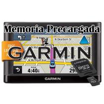 Memoria Precargada 4gb Gps Garmin 50 Mapas En 1 Ruteables