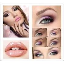 Aprende Maquillaje Profesional Natural Eventos Bodas