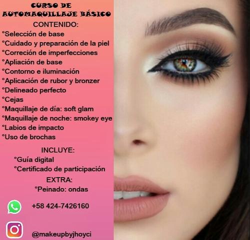 Maquillaje Y Cursos En San Cristóbal