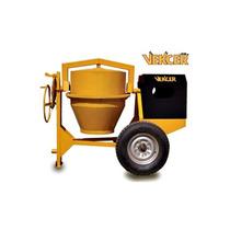 Trompo Mezclador 1 Saco Vekcer C/m Diesel 10 Hp Antarix