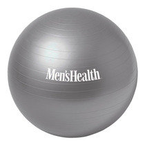 Pelota Balón Men´s Health 65 Cm Suiza Pilates Yoga Fitness