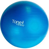 Pelota Balón Tone Fitness 65 Cm Dvd Suiza Pilates Yoga Fitne