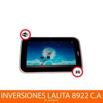 Tabla Pc 7 M762 2g Capacitiva 512mb 4gb Android 4 Sim Card