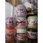 Hilo De Crochet Marca Clea 50gr