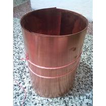 Lamina De Cobre 050mm 1mtsx31cm