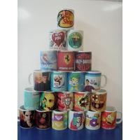 Tazas Mugs Ceramica 11 Oz Impresas Sublimacion
