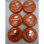 Gatorade: Tapas O Chapas Color Naranja De Coleccion