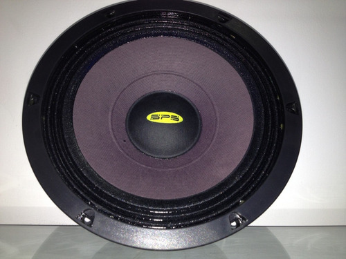 Medios Sps-8400 600 Watts 8 Ohm 8 Pulgadas Profesional