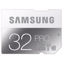 Samsung Pro Original Memoria Sdhc 32 Gb Uhs-i Clase 10 90mb