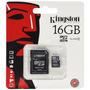 Memoria Micro Sd 16gb Kingston Con Adaptador