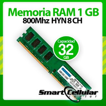 Memoria Ddr2 1gb 800 Mhz Compatible 667