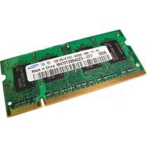 Vendo Memoria Ddr2 Samsung Laptop 1gb Pc2 6400s(800 )