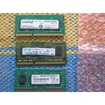 Memoria Ram 1gb Ddr3 1333 Sodimm Usada En Oferta Ddr3 1gb
