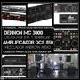 Mezclador Controlador Para Dj Denon Mc3000