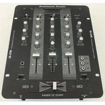 Mexclador Preamp De Audio Profesional American Audio