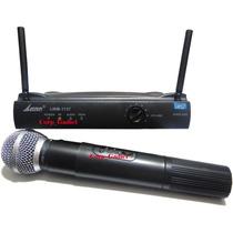 Sistema Inalambrico Uhf De Microfono Con Maletin.