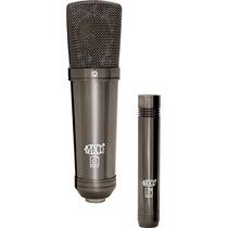 Kit Microfonos Matcheados Alto Desempeño Mxl Cr24