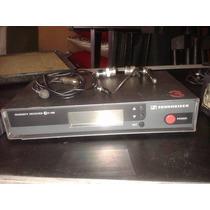 Microfono Sennheiser Ew100 Lavalier/balita Inhalambrico Usa