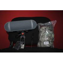 Antiviento Para Microfonos Profesional Marca Rycote Kit #2