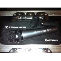 Microfono Sennheiser E835 Poco Uso Impecable Sin Detalles