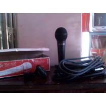 Microfono Peavey Pvi 100 Nuevo