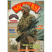 Revista Soldiers Raids Soldados Uniformes