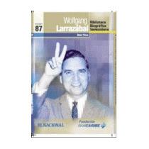 Wolfgang Larrazabal Libro