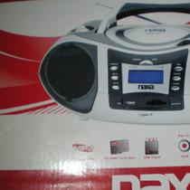 Minicomponente Naxa Npb-250
