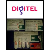 Bam Digitel 3g H+ Con Linea Activa