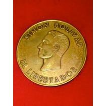 Antigua Medalla Sesquicentenario De La Batalla De Carabobo