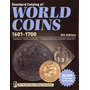 Catalogo Krauses Standard Of World Coin 1601 -1700(5th Edit)