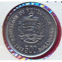 Moneda 500 Bolivares 1999