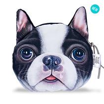 Cartuchera Bolsito Perro Pug | Bulldog Francés Original