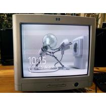 Monitor Marca Hp Modelo S7540 Crt De 17