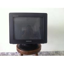 Monitor Samsung 17 Computadora