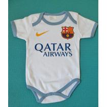 Body Para Bebé Barcelona Fútbol Club
