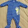 Pijama Carters 6m Piel De Durazno