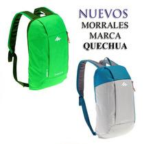Mochila Marca Quechua 10lts (varios Colores)